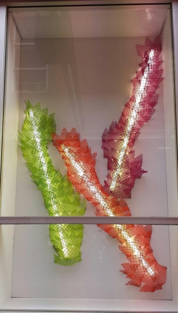 odradekaeaf Jemimah Dodd 'Neon Guards'